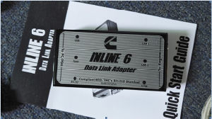 Cummins Inline 6 Data Link Adapter, Auto Scanner pictures & photos