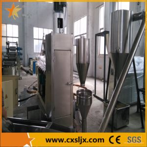 Conical Double Screw PVC Water Ring Pelletizer pictures & photos