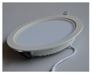 5.9USD 20W 5730SMD Round 200mm Cool White LED Panel Light