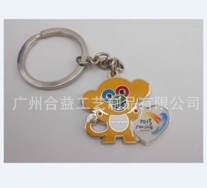 Animal Key Accessories, Metal Monkey Keychain (GZHY-KC-016) pictures & photos