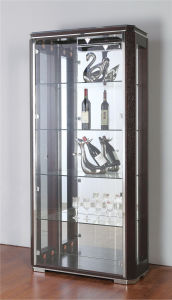 Antique Luxury Wine Cabinet for Home Furniture pictures & photos