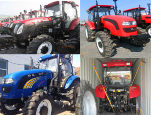 120HP Farm Tractor at Cheap Price on Sale pictures & photos