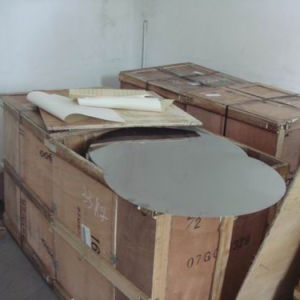 410 Steel Circle Cold Rolled Stainless Steel Circle pictures & photos