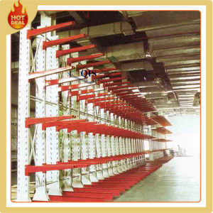 Factory Warehouse Double Side Heavy Duty Cantilever Rack pictures & photos