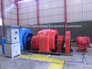 Hydro (Water) Francis Turbine-Generator3.5~8 MW/ Hydropower Generator/Hydroturbine pictures & photos