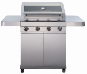 6 Burner Stainless Steel Gas BBQ Grill with CE pictures & photos