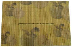 Bamboo Table Mat (bamboo dining mat) pictures & photos