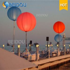 Large LED Balloons Lighting Advertising Inflatable Tripod Stand Balloon pictures & photos