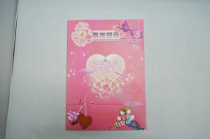 "LCD Video Wedding Invitation Card 5"" pictures & photos"