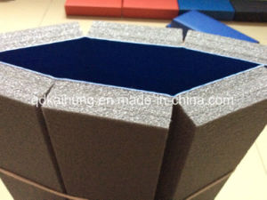 Flexi Roll Wrestlingmat/Taekwondo Mat/Rolling out Mats, Dollamur Style Grappling Mat pictures & photos