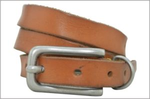 Full Grain Cowhide Leather Fashion Belt pictures & photos