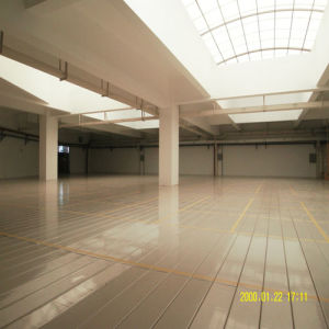 Warehouse Storage Steel Structure Rack Mezzanine Floor Steel Rack pictures & photos