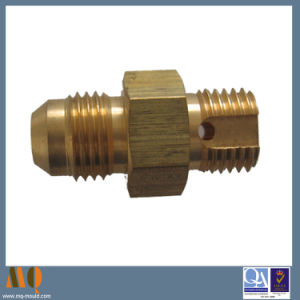 Customized Precision CNC Turned Brass Parts pictures & photos