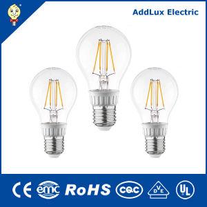 5W E14 E26 B22 Cool White LED Filament Light Bulb pictures & photos