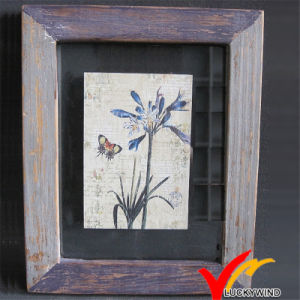 Luckywind Shabby and Vintage Wooden Picture Frame pictures & photos