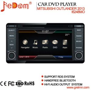Car Audio with Car DVD for Mitsubishi Outlander