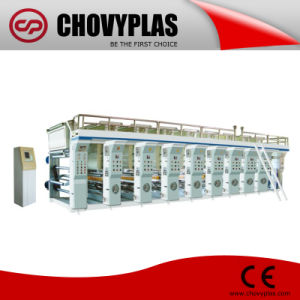 High Speed Rotogravure Printing Machine (CWASY) pictures & photos