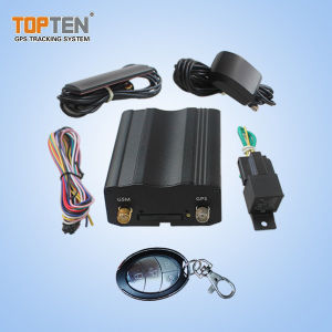 Gps Tracker And Car Alarm Tk With Remote Control For Car Rental Fleet Manage Tk Er