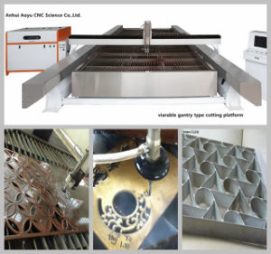 10m*3m CNC Abrasive Waterjet Cutting Machine, Water Jet Metal Cutting Machine pictures & photos