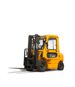 2.5ton Diesel Forklift Truck Powered Engine pictures & photos