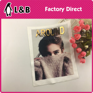 Fashion Popular Printing 3D Patch for Clothes pictures & photos