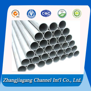 Tube Aluminum 7001/7075-T6 Heat Treatment pictures & photos