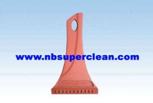 Sturdy Handle Plastic Car Ice Scraper (CN2167) pictures & photos