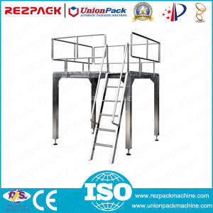 Stainless Steel Overhead Working Platform for Packing Machine (Packing line) pictures & photos