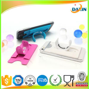 One Touch Silicone Phone Stand pictures & photos