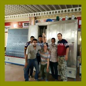 Vertical Insulating Glass Washing Machine Full-Automatic Glass Cleaning Machine