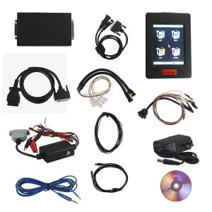 New Genius & Flash Point Obdii/Boot Protocols Hand-Held ECU Programmer Touch Map pictures & photos