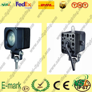 10W LED Work Light, 850lm LED Work Light, 6000k LED Work Light for Trucks pictures & photos