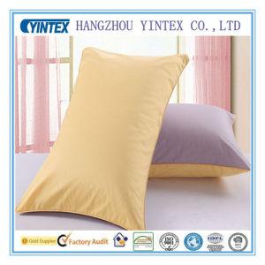 White Cotton Pillow Cases Wholesale pictures & photos