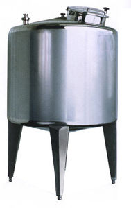 Stainless Steel Heating Mixing Tank pictures & photos