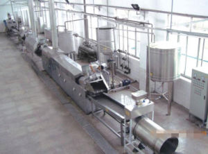 Factory Price Fully Automatic Natural Potato-Chips Production Line pictures & photos