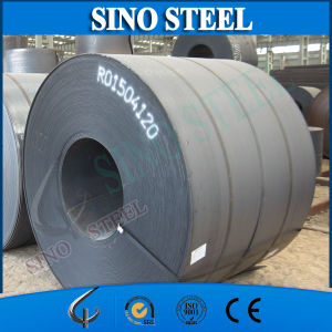 ASTM A36 Ss400 Q235 Low Carbon Hot Rolled Steel Coils pictures & photos