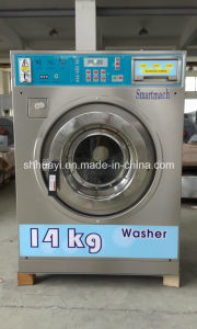 15kg Automatic Coin Laundry Machine pictures & photos