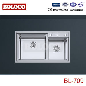 Stainless Steel Sink (BL-709L/R) pictures & photos