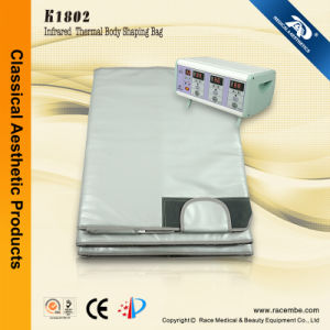 Three Independent Heating Zones Far Infrared Thermal Blanket (K1802) pictures & photos