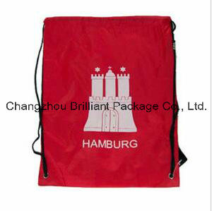 Nylon Promotional Drawstring Bag Cbp21 pictures & photos