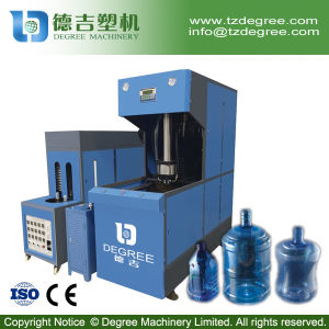 Semi Automatic Water Bottle Pet Blowing Machine China 5 Gallon pictures & photos