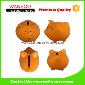 Wholesale Promotional Porcelain Saving Money Coin Bank pictures & photos