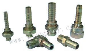 High Quality BSPT Male Female Tapered Fitting for Hydraulic Fitting pictures & photos