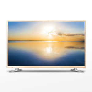 40-Inch Cheap Price LED 1080P Smart HD Television with Aluminium Alloy Fram Cp40we-W8 pictures & photos
