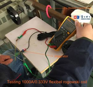 Flexible AC Current Rogowski Coil 333mv pictures & photos