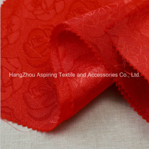 100% Polyester Upholstery Curtain Fabric Jacquard for Furniture Factory pictures & photos
