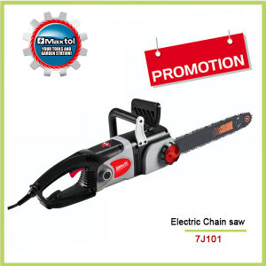"""18"""" Electric Chain Saw with Straight Motor 7j101"""