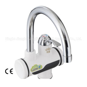 Kbl-9d Electric Instant Heating Faucet Digital Display Faucet for Kitchen pictures & photos