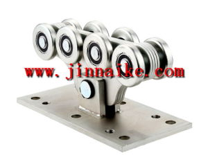 Steel Cantilever Carriage Gate Wheel for Carriage Door pictures & photos