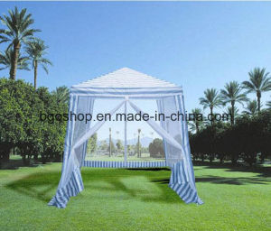 Sunshade  Waterproof Fabric PVC Coated Tarpaulin (1000dx1000d 20X20 650g) pictures & photos